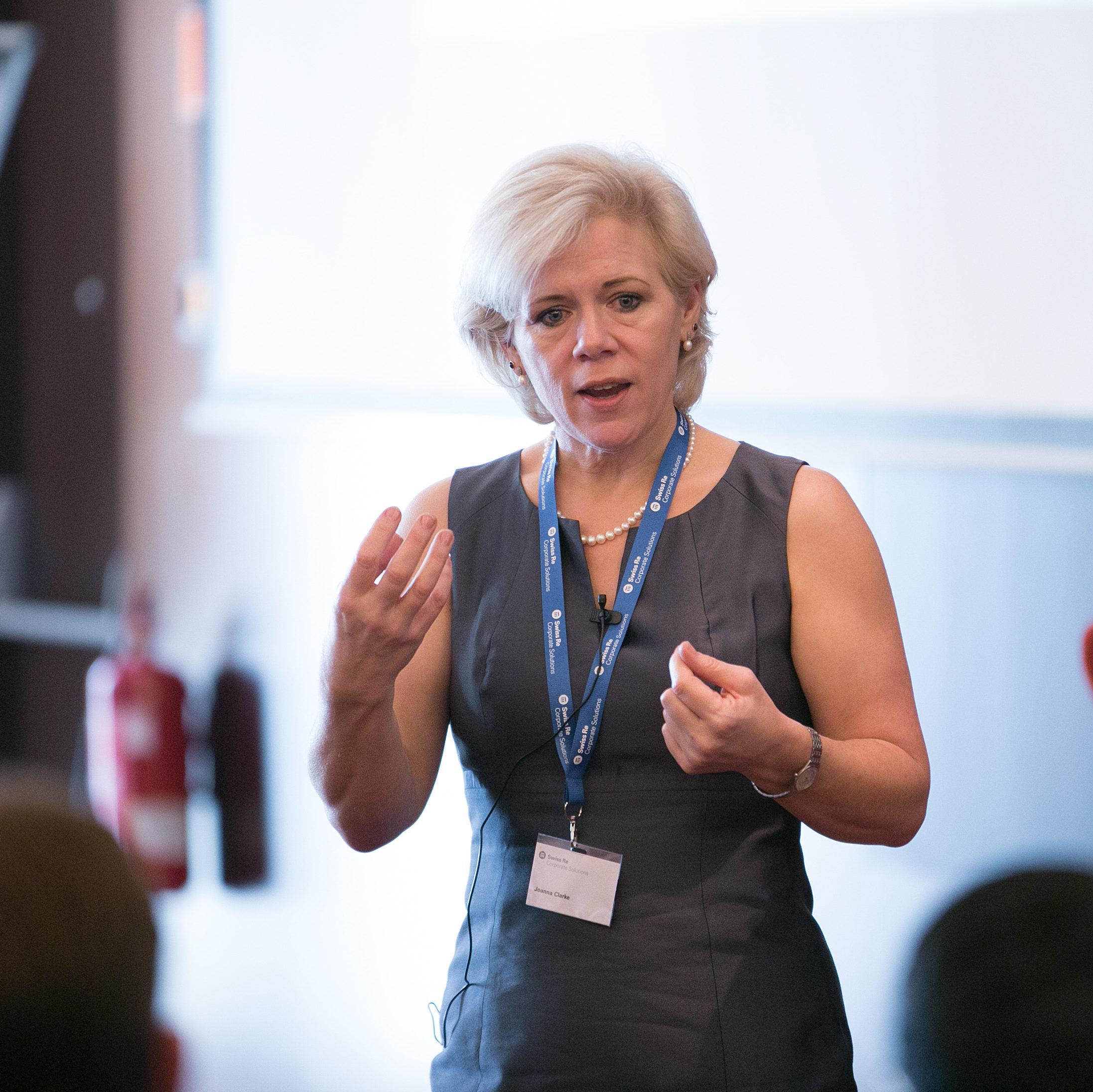 Professor Jo Clarke PhD - Petros - resilience for life