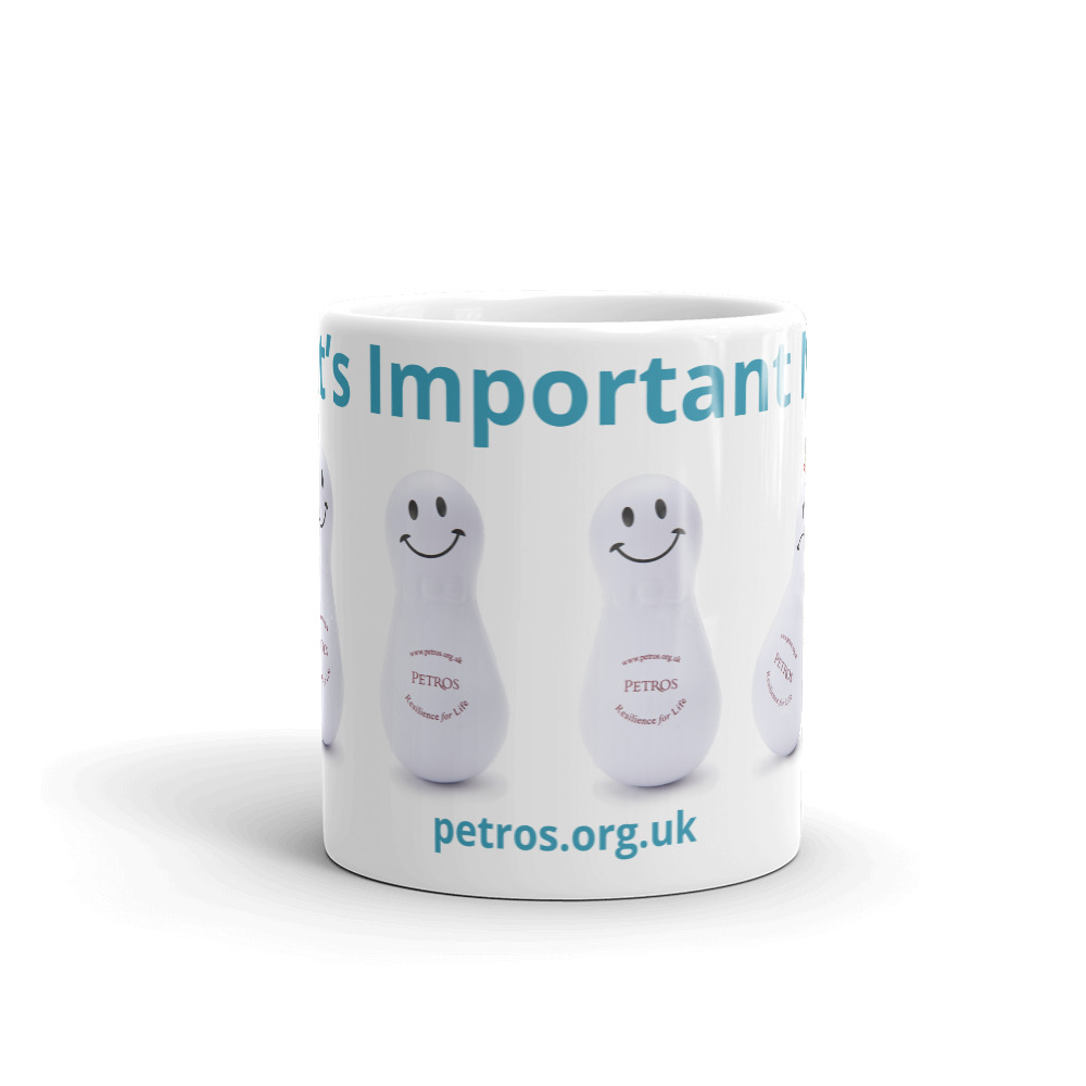 What's Important Now - Petros Mug