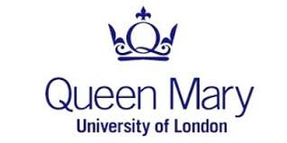 Queen Mary University logo - Prof. Jo Clarke, Petros
