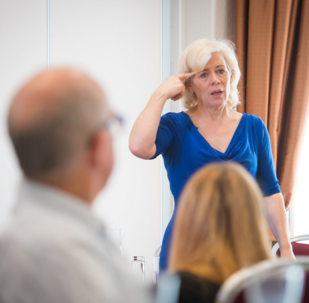 Jo Clarke - MindHealth for Managers Training Programme - Petros