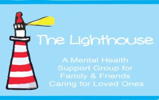 lighthouse logo- petros for good mental health