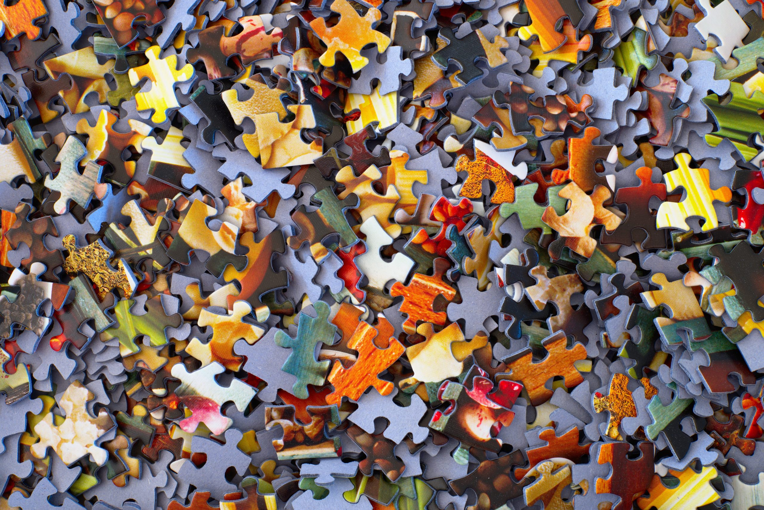 jigsaw - playfulness - Petros - good mental health